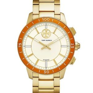 Tory Burch collins Smartwatch new with tags